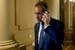Scioli descartó integrar alguna lista en las próximas elecciones
