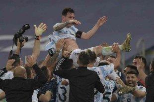 Tristeza tem fim: Messi y Argentina... otro Maracanazo