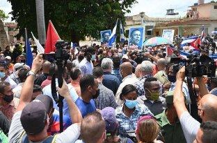 Inédita y multitudinaria protesta contra el gobierno en Cuba