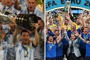 Aumentan las posibilidades de que se dispute la Copa Euroamericana entre Argentina e Italia