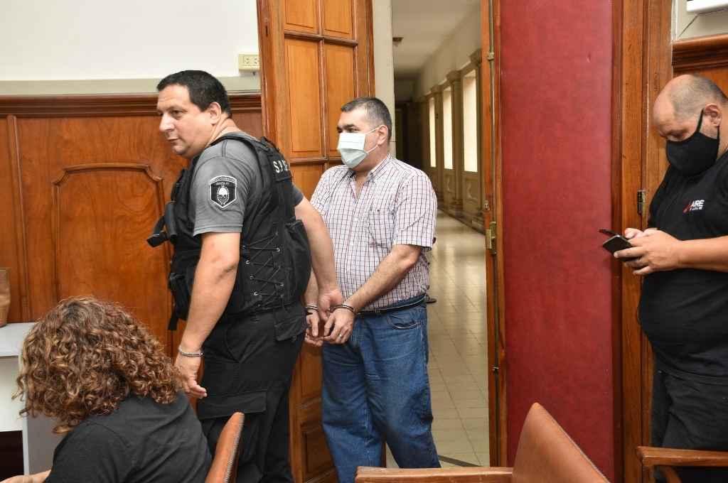 El tribunal de alzada no hizo lugar a los planteos de la defensa de José Luis Catuzzi, el policía condenado por el femicidio de Ariadna.    Crédito: Archivo