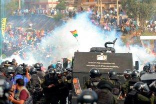 Crece la polémica por el supuesto  envío de armamento a Bolivia