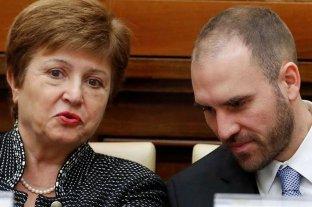 Guzmán encabeza este lunes reuniones con el FMI para avanzar en un nuevo acuerdo
