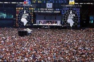 Live Aid, el concierto que le dio origen al Día Mundial del Rock