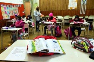 Analizan extender el ciclo lectivo para quienes terminan la primaria y secundaria
