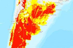 Segunda ola polar: vuelven a recrudecer las heladas en todo el país