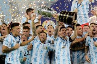 Cuatro argentinos integran el Equipo Ideal de la Copa América