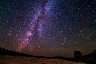 Llega la gran lluvia de estrellas del mes de julio y agosto