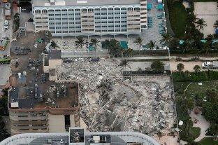 Miami: proponen levantar un monumento en el lugar donde se derrumbó el edificio