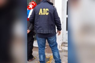 """Hay un detenido por el crimen del """"Orejón"""" Leguizamón"""