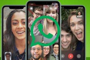 WhatsApp: las personas se podrán sumar a videollamadas ya iniciadas