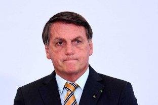 Internaron a Bolsonaro por dolores abdominales