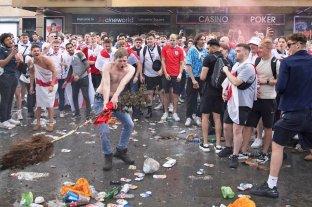 La UEFA aplicará sanciones a la asociación inglesa tras los incidentes en la final de la Eurocopa