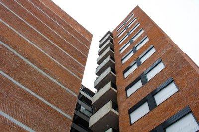 Pilay entregó el cuarto edificio del año: Bauen 122