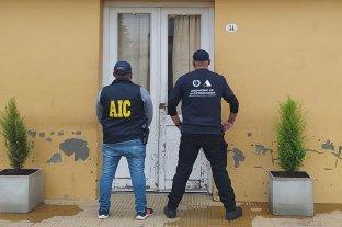 AIC desbarató una organización de juego clandestino en Ceres