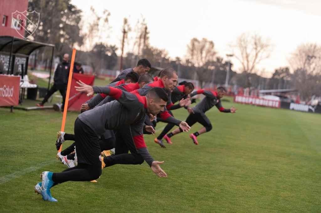 Independiente ya está listo para poner en marcha el segundo semestre.  Crédito: Gentileza
