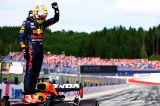 """Verstappen: """"Tenemos que seguir presionando, va a estar muy apretado"""""""