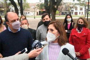 """Chuchi Molina: """"Tenemos equipo para poner en marcha a la ciudad"""""""