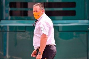 McLaren confirma casos de covid previo a Silverstone