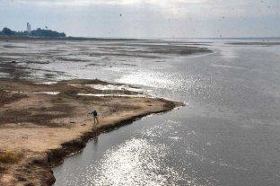 El Río Paraná llegó a 14 cm: la altura más baja de los últimos 50 años en Santa Fe