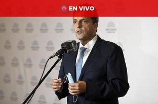 Sergio Massa participa del Congreso Parlamentario Latinoamericano contra el Terrorismo