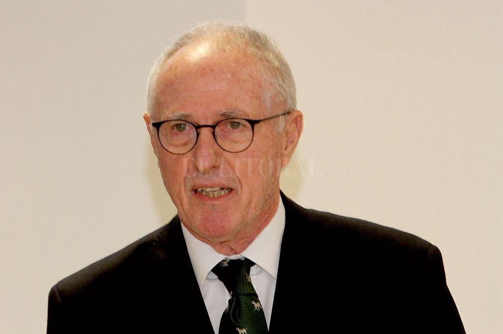 Juez federal Reinaldo Rodríguez. Crédito: Archivo El Litoral / Manuel Fabatía