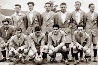 A 91 años del debut de Argentina en mundiales