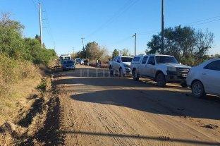 Paraná: hallaron un cuerpo en la zona donde buscan a Gonzalo Calleja