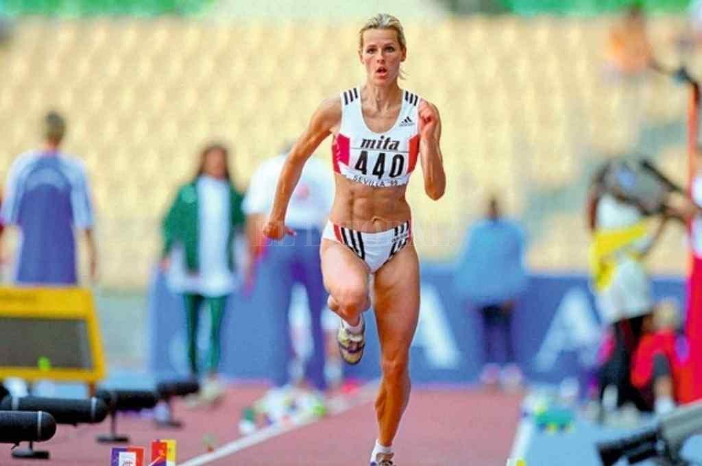 Susen Tiedtke reveló que las fiestas son algo común en las villas olímpicas  Crédito: Gentileza