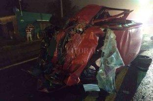 Condenaron al conductor alcoholizado que mató a dos personas en la ruta 11