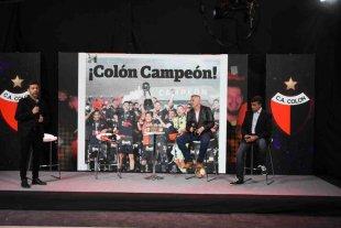 """Colón: vino Bragarnik y la CD pagó """"todo el premio por salir campeón"""""""
