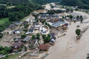 Video: miles de evacuados por daños estructurales tras la catástrofe ambiental en Alemania