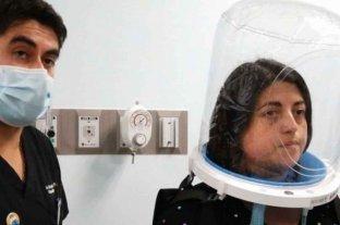 Rosario recibió 10 cascos Helmet de ventilación no invasiva para pacientes con coronavirus