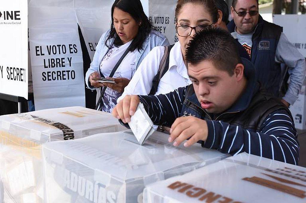 El concurso de creación de spots radiales para promover el voto de personas con discapacidad serán utilizados para las elecciones PASO del 12 de septiembre y las generales del próximo 14 de noviembre. Crédito: Archivo Internet
