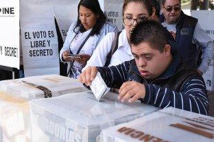 Campaña para que las personas  con discapacidad puedan votar