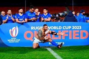 Samoa goleó a Tonga por 37 a 15 y jugará en el mundial ante Los Pumas