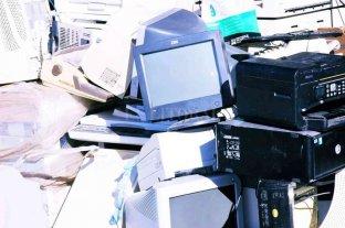 San Lorenzo renueva su apuesta por el reciclaje de equipos tecnológicos