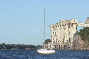 Vuelve a descender el Río Paraná en Santa Fe: récord de 7 cm en el puerto