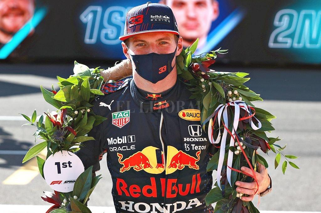 Max Verstappen. Crédito: @F1