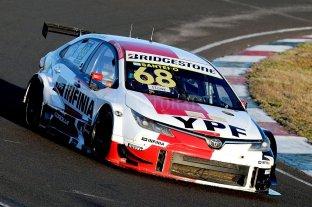 Santero ganó la carrera clasificatoria del Súper TC2000 en Paraná