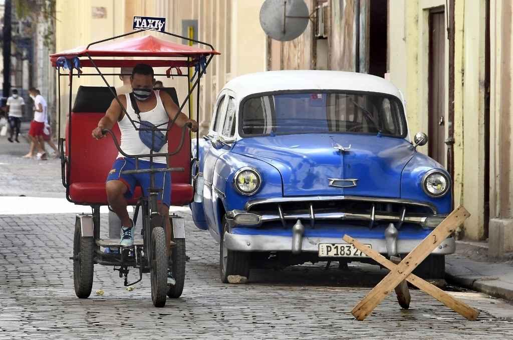 En un contexto de paralización absoluta del turismo por la pandemia se añadió los efectos del bloqueo a Cuba.   Crédito: Gentileza