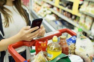 En agosto, las ventas en los supermercados aumentaron 4,5%