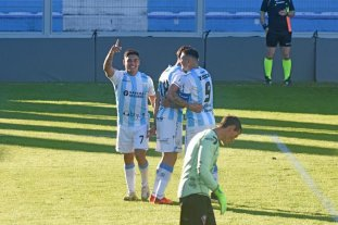 Atlético Rafaela se impuso a Brown de Adrogué