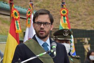 """El Ministro de Gobierno de Bolivia confirmó que """"ingresaron armas desde Argentina de manera ilegal"""""""