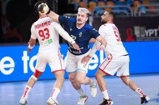 El seleccionado masculino de handball perdió un amistoso con Bahrein