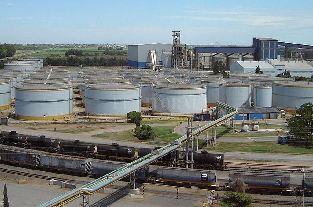 El aceite de soja constituyó el 81% de las ventas al país asiático. Crédito: Mirador Provincial