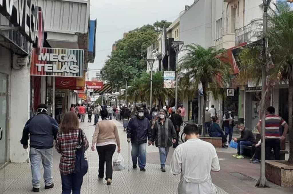 Corrientes, una provincia complicada con la pandemia. Crédito: Gentileza