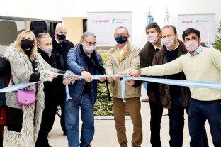 Sacnun y Basterra inauguraron una nueva oficina regional del Inase
