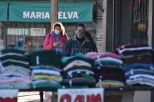 La producción de indumentaria sigue un 20% por debajo de 2019