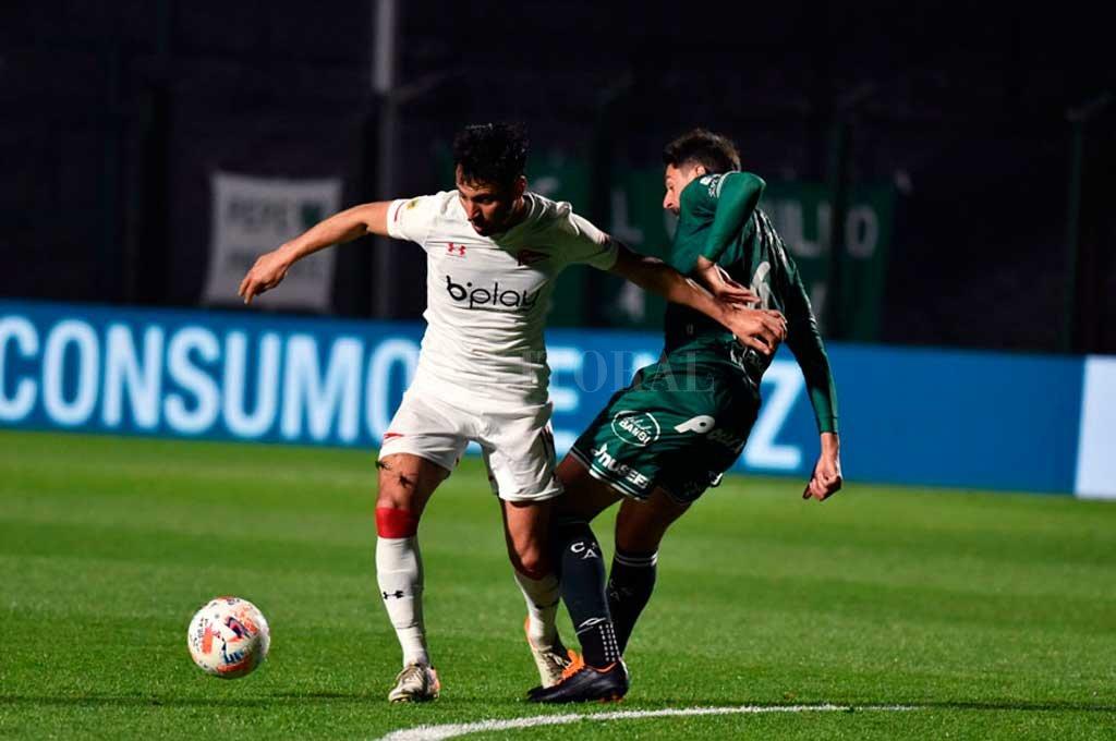 Estudiantes metió tres ante Sarmiento y tiene mejor diferencia de gol Crédito: Gentileza